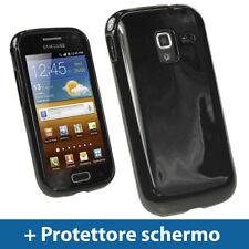 Custodie preformate/Copertine nero per Samsung Galaxy Ace 2