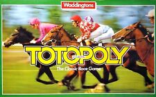 TOTOPOLY (1978) THE CLASSIC RACE GAME: REPLACEMENT & SPARE PIECES