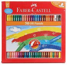 Faber-castell Oil Pastels (Set of 50)