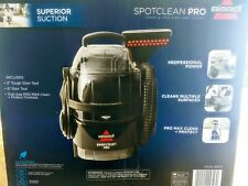 BISSELL SpotClean Pro Portable Carpet & Upholstery Cleaner Shampooer #3624