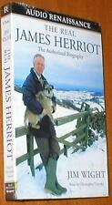 The Real James Herriot - Authorized Biography~Jim Wight - New Audiobook on Tapes