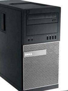 Dell OptiPlex 790/990 MT Core i5 2400 3.2 GHz 8 GB RAM  500 GB HDD - Win 10 Pro