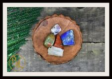 PREGNANCY Gemstone Kit 5 Pregnancy Stones & Crystals Pregnancy Crystals Intentio