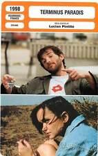 FICHE CINEMA : TERMINUS PARADIS Cascaval,Chiriac,Pintillé1998 Next Stop Paradise