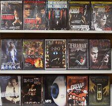 15 Takashi Miike New DVD Lot One Missed Call Trilogy Crow Zero Like A Dragon Izo