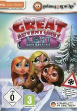 GREAT ADVENTURES - LOST IN Mountains PC USATO
