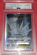 PSA 10 GEM MINT DIALGA EX 122/119 Pokemon Card SECRET RARE Phantom Forces
