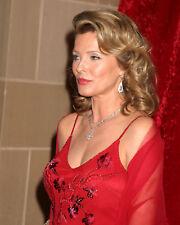 Cheryl Ladd Glamorous Red Dress  8x10 Photo Print
