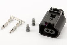 2 Pin Connecteur 1J0973702 pour Audi VW Seat Skoda VAG