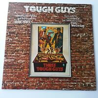 OST: Tough Guys - Isaac Hayes - Vinyl LP UK Ruby Red Press EX+/VG+ STAX
