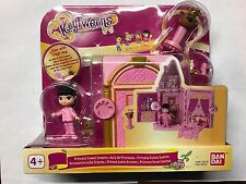bandai keytweens Princess Sweet Dreams playset with figure With Castle Bedroom