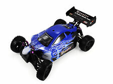 "RC Buggy ""Booster "" M 1:10 / 2,4 GHz / 4WD/ca.35 km/h/ Karosserie Lexan/1800mAh"