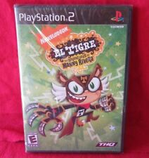 El Tigre: The Adventures of Manny Riveras (Sony PlayStation 2, 2008) New