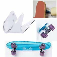 Skateboard Wall Mount Rack Display Stand Holder Acrylic Skate Scooter Holder Y1