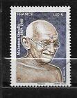 FRANCE oblitéré 2019 Gandhi Y&T N° 5346 cachet rond