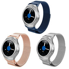 Watch Band Stainless Steel Bracelet Strap For Samsung Gear S2 SM-R720 / SM-R730