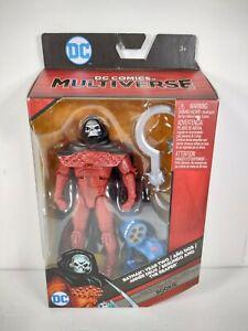 Mattel DC Multiverse Batman Year Two The Reaper Build a Figure Rookie Series NIB