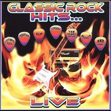 Best of Classic Rock Live Various Artists MUSIC CD
