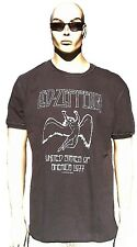AMPLIFIED LED ZEPPELIN North America USA Tour 1977 Rock Star Vintage T-Shirt S