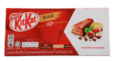 Nestle KITKAT Bar Wafer Chocolate With Hazelnut And Cookies 63g.