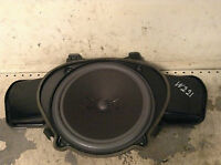 Mercedes-Benz subwoofer  S Class W221 Rear Middle sub woofer used oem 2218202402