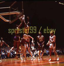 Kermit Washington / Kareem Abdul-Jabbar - c1979 - Vintage NBA Basketball Slide
