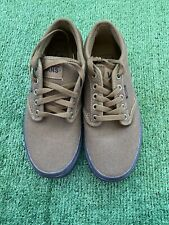 New Vans Atwood Black Outsole Beech Mens 6.5