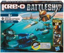 Kre-O - 389521480 - Jeu de Construction - Battleship - Ocean Attack