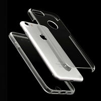 Pour tous les IPHONES - Coque Double Devant/Derrière Entière Transparente Tactil