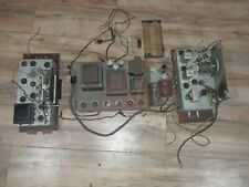 Rare Ge Musaphonic 80 Western Electric Tube Amplifier / Preamp And Tuners