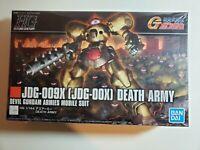 Gundam 1/144 HGFC HGUC #230 G Gundam JDG-009X Death Army Model Kit Brand New
