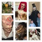 Halloween Costume Collection for Ultimate Haunted House Professional Silicone