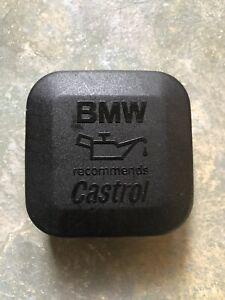 Genuine BMW Oil Filler Cap Only Used 2 Weeks - 11127509328