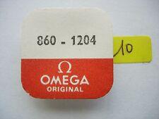 1 part Omega Cal. 860 861 arbre de barillet chronograph 1204  watch swiss N 10