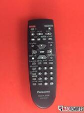 OEM Panasonic DVD Remote Control for DVD-RP56,DVD-RP56U,DVD-RV21 &More