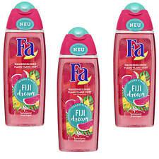(14,31 €/L ) 3x250ml FA FIDJI Dream GEL DOUCHE Pastèque Ylang parfum VIVIFIANT