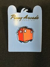 Pinny Arcade Pin - Death Squared Red - PAX 2015 - Rare!