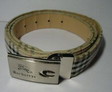 Burberry s Belt