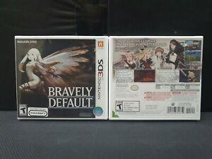 Nintendo 3DS Bravely Default (Brand New)