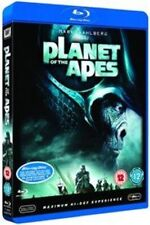 Planet of The Apes Blu-ray 2001 Mark Wahlberg 2 Disc Collection