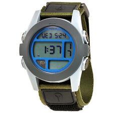 Nixon Baja Mens Digital Velcro Watch A4891376