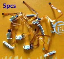 5pcs Audio Headphone Jack & Hold Switch for iPod Classic 6th Gen 160GB