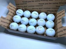 Titleist Pro V1x, 15 white Aaa golf balls