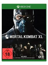Warner Interactive Xb1 Mortal Kombat XL