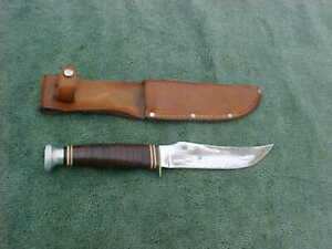 KABAR 1237 Sheath Knife