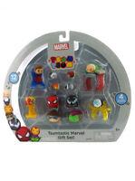 Tsum Tsum Spider-Man Tsumtastic Marvel Gift Set 12-Pack 16-Piece Venom New