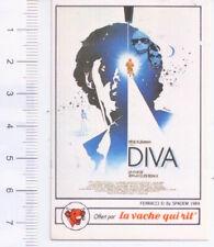 VACHE QUI RIT 1984 France sticker Collection Affiches : Diva