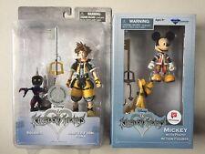 Exclusive Disney KINGDOM HEARTS Figures MASTER FORM SORA MICKEY MOUSE PLUTO