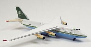 Herpa Wings 507752 Libyan Air Cargo AN-124-100(K) 1/500 Scale Model No Box