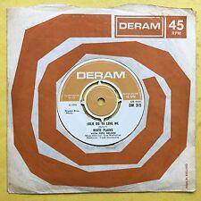 White Plains with Pete Nelson - Julie Do Ya Love Me / I Need Everlasting Love Ex